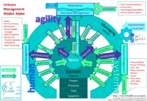 Unicorn Management Model