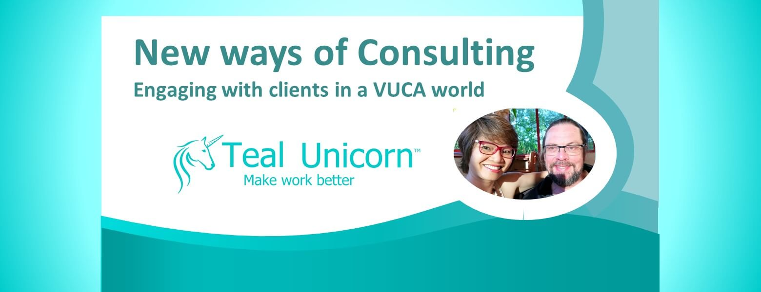 New Ways of Consulting, starting July 30, 2020, 0900 UTC